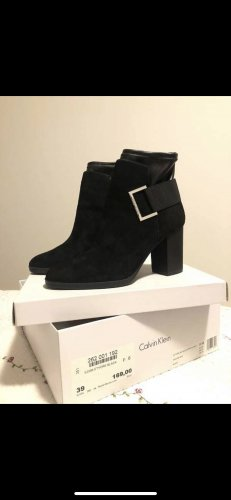 Calvin Klein Bottillons noir