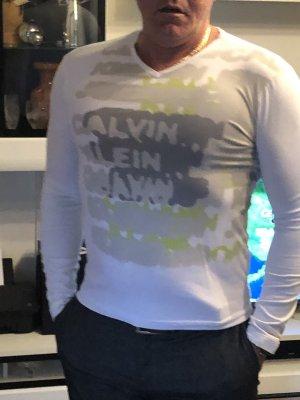 Calvin Klein Muscle Shirt white