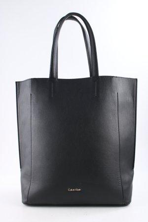 Calvin Klein Borsa shopper nero stile professionale