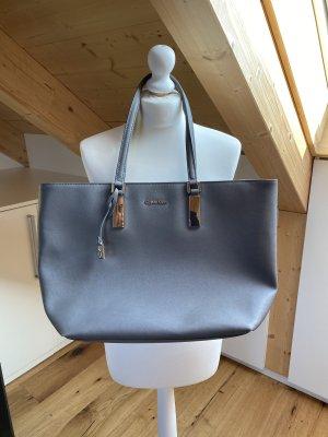 Calvin Klein Shopper multicolored imitation leather