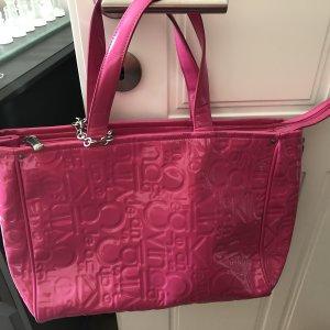 Calvin-Klein-Shopper in pink