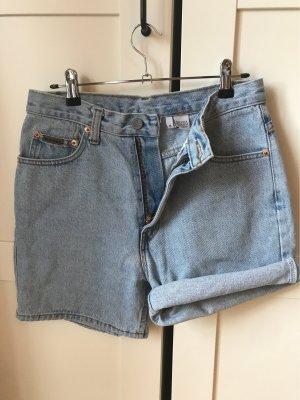 Calvin Klein Jeans Spijkershort azuur