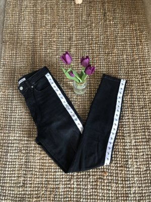 Calvin Klein Skinny Jeans High Waist
