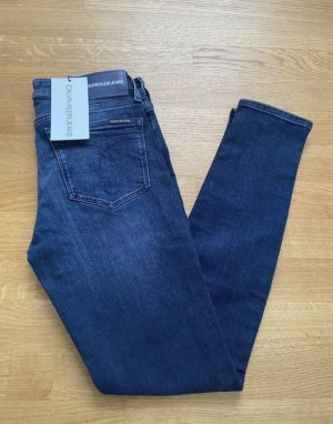 Calvin Klein Skinny Jeans blue-dark blue