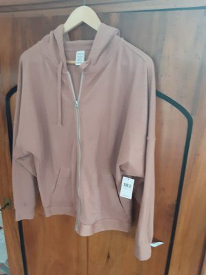 Calvin Klein Night Coat light brown cotton