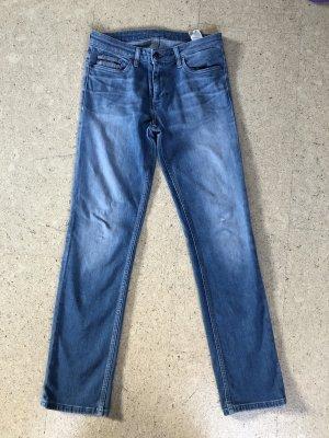 Calvin Klein Jeans pantalón de cintura baja multicolor