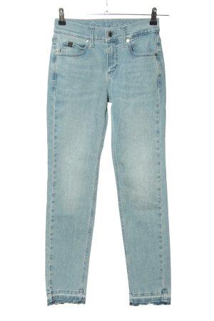 Calvin Klein Slim Jeans blau Casual-Look