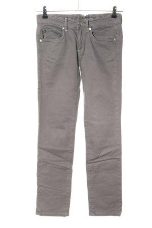 Calvin Klein Slim Jeans hellgrau Casual-Look