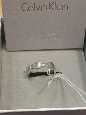 Calvin Klein Snake ring Silber Gr. 52