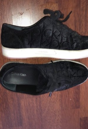 Calvin klein sneaker low schwarz 37