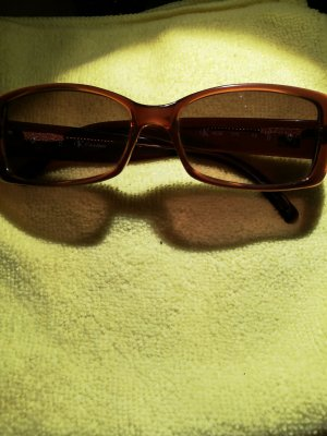 Calvin Klein Glasses bronze-colored-rose-gold-coloured