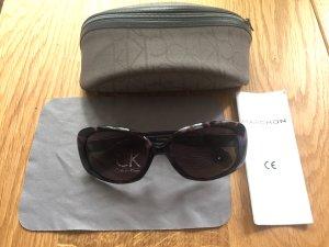 Calvin Klein Gafas de sol violeta grisáceo Material sintético