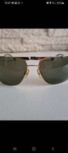 Calvin Klein Gafas de sol ovaladas marrón