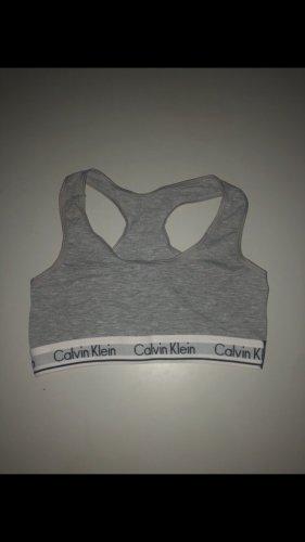 Calvin Klein Débardeur de sport gris