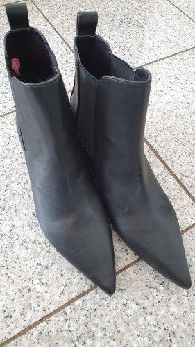 Calvin Klein Slip-on laarzen zwart