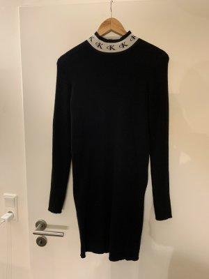 Calvin Klein Abito a maniche lunghe nero
