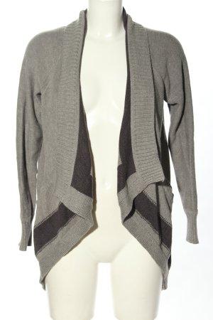 Calvin Klein Cardigan in maglia grigio chiaro stile casual