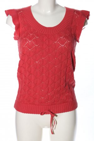 Calvin Klein Knitted Jumper pink casual look