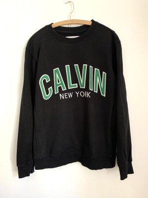 Calvin Klein Jeans Sweatshirt zwart-wit