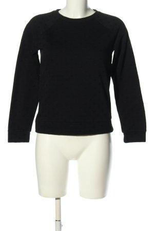 Calvin Klein Sweatshirt schwarz Casual-Look