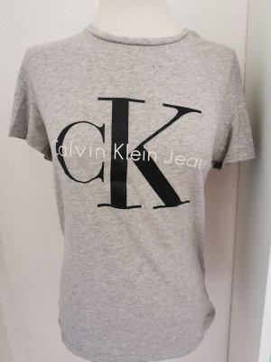 Calvin Klein T-shirt gris clair