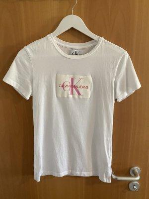 Calvin Klein Jeans T-shirt Wielokolorowy