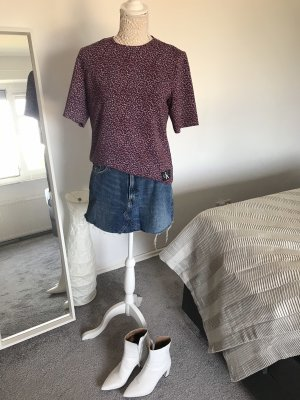 Calvin Klein T-Shirt aus festem Stoff