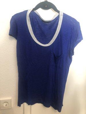 Calvin Klein T-Shirt blau Gr. S