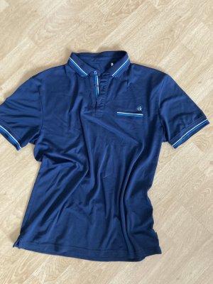 Calvin Klein T-shirt blauw-donkerblauw