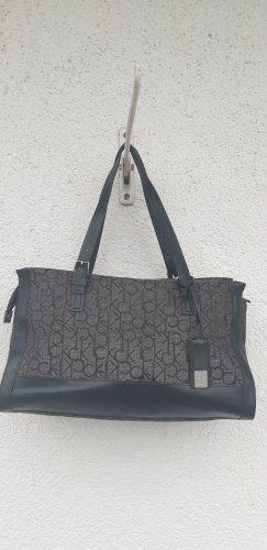 Calvin Klein Sac à main noir-gris