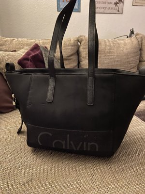 Calvin Klein Jeans Shopper black