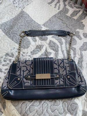 Calvin Klein Handbag dark blue-steel blue