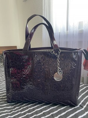 Calvin Klein Handbag blackberry-red