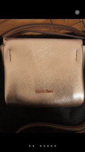 Calvin Klein Tasche in Rosegold