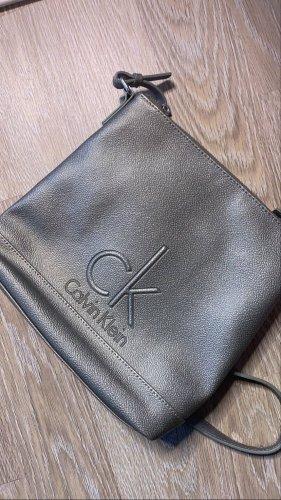 Calvin Klein Carrello per la spesa argento