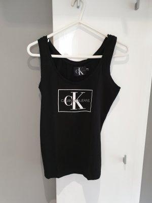 Calvin Klein A-lijn top zwart