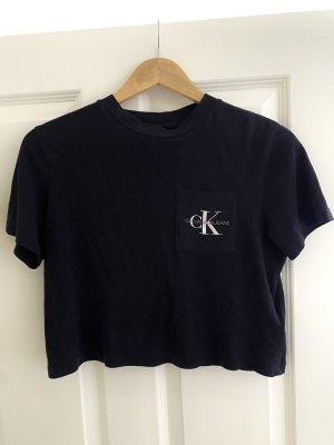 Calvin Klein Basic topje zwart