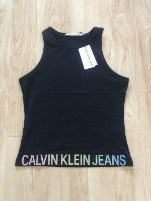 Calvin Klein Jeans Débardeur noir