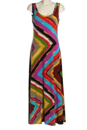 Calvin Klein Trägerkleid abstraktes Muster Casual-Look