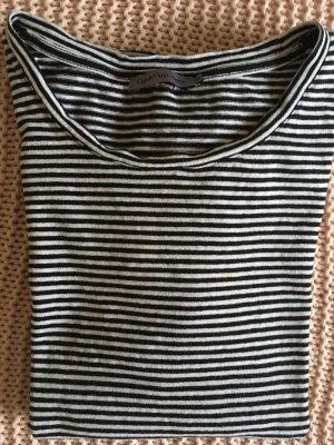 Calvin Klein T-shirt noir-blanc