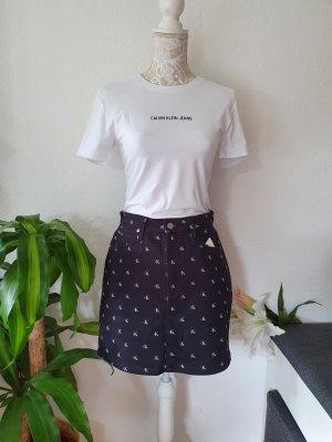 Calvin Klein Jeans T-shirt blanc