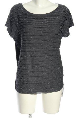 Calvin Klein U-Boot-Shirt hellgrau Casual-Look