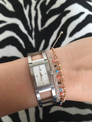 Calvin Klein Watch Clasp silver-colored