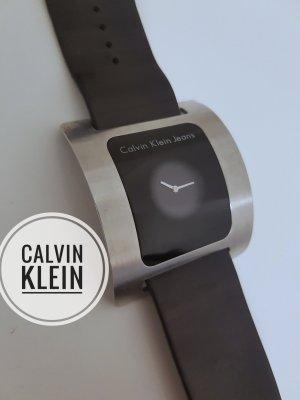 Calvin Klein Uhr mit Lederarmband