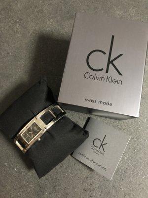 Calvin Klein Uhr, silver