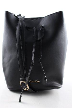 Calvin Klein Umhängetasche schwarz Casual-Look