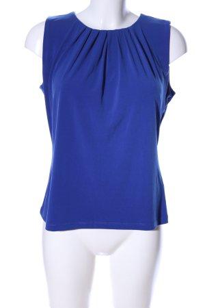 Calvin Klein Wasserfalltop blau Casual-Look