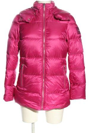 Calvin Klein Giacca invernale rosa motivo trapuntato stile casual