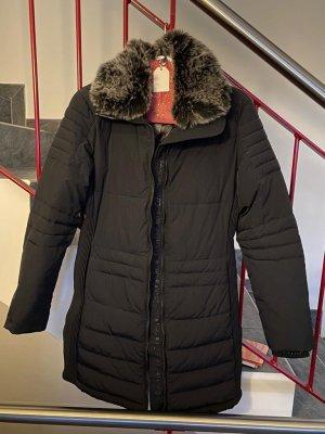 Calvin Klein Jeans Kurtka zimowa czarny-antracyt