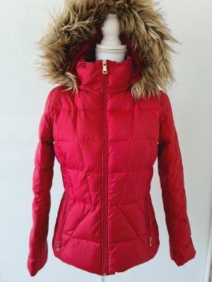 Calvin Klein Winterjacke Steppjacke Jacke in rot S